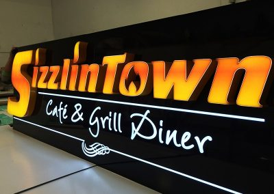 Sizzlin Town