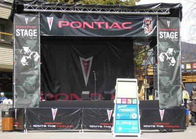 Pontiac Stage