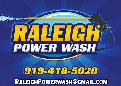 Raleigh Power Wash
