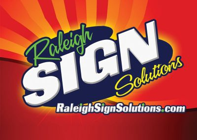 Raleigh Sign Solutions