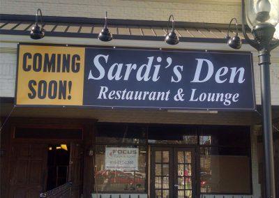 Sardi's Den Restaurant